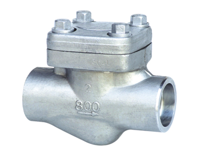 Forged Steel SW-NPT Swing Check Valve