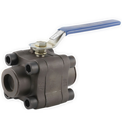 Forged Steel SW-NPT Ball Valve